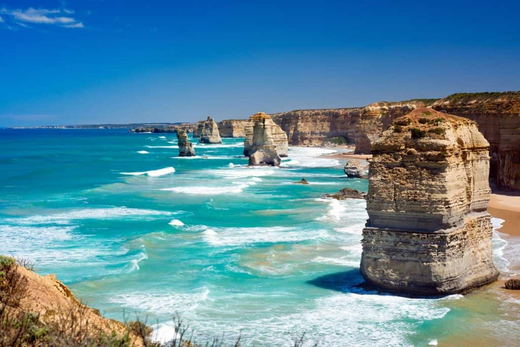 جريت اوشن ووك Great Ocean Walk