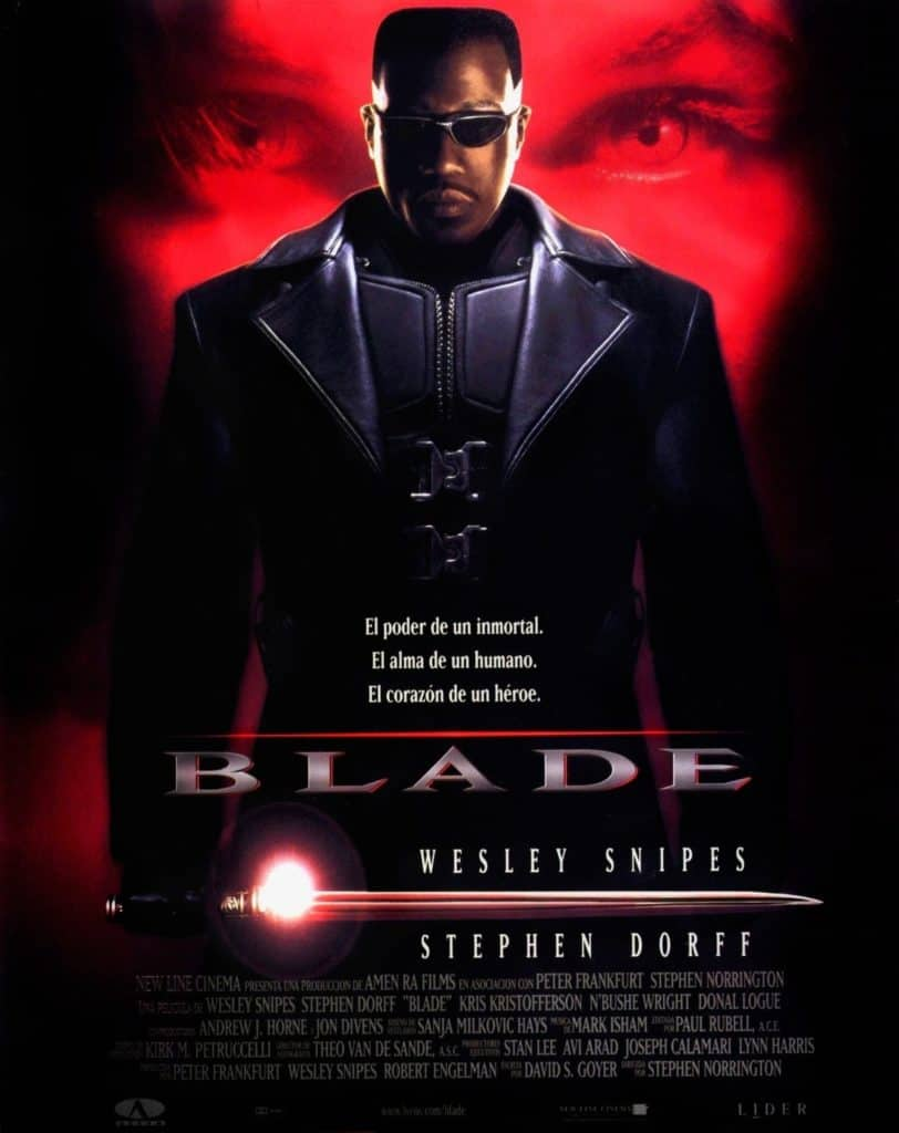 Blade 1988 (مصاص الدماء بليد) فيلم مصاص الدماء كامل
