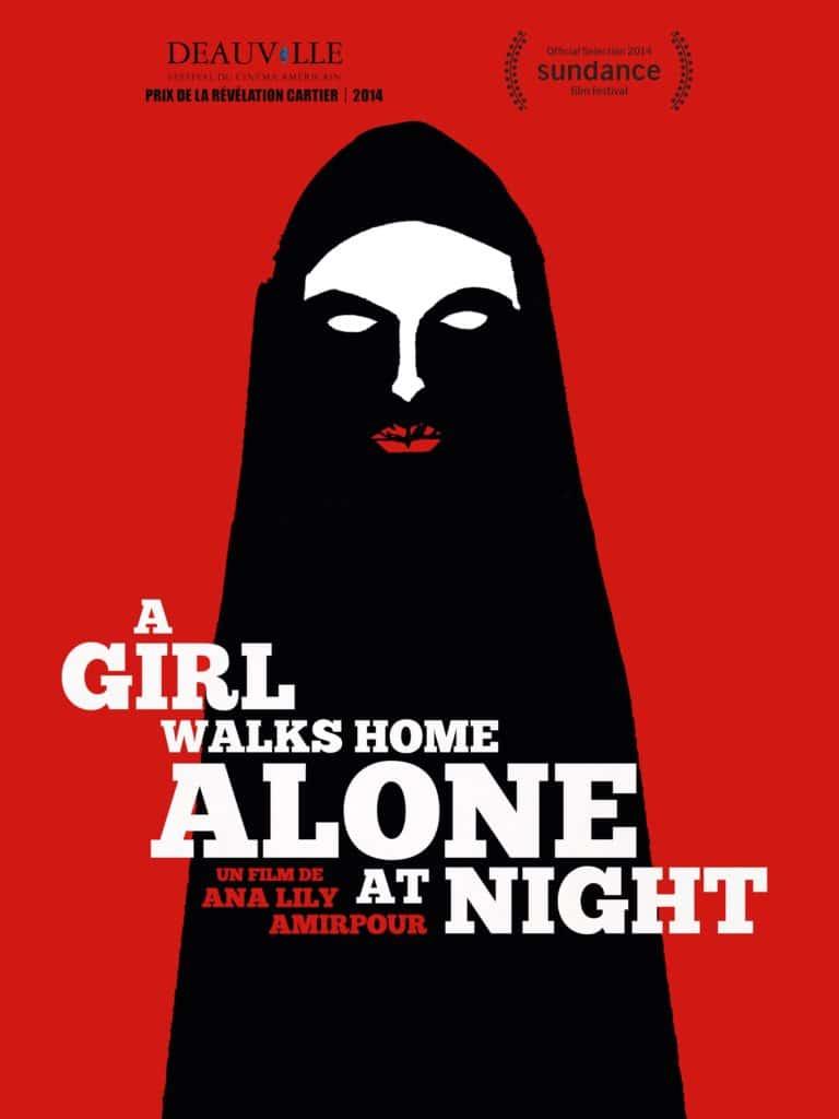 A Girl Walks Home Alone at Night 2014 (فتاة تذهب للمنزل وحيدة في الليل)