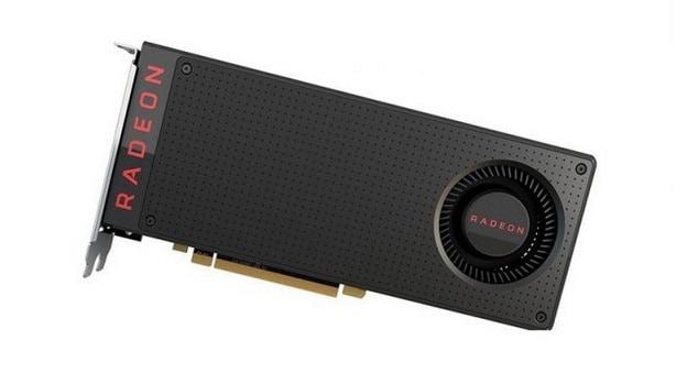كرت شاشة أي إم دي AMD Radeon RX 590