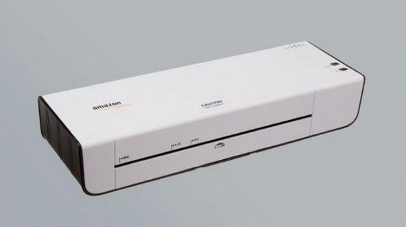 جهاز أمزون بيسك Amazon Basics Thermal سعر التغليف الحراري بالمكتبه