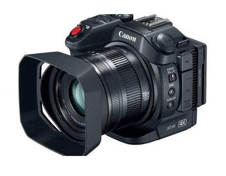 كانون Canon XC15 4K UHD افضل كاميرا كانون 2018