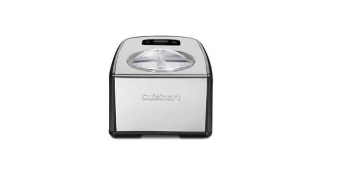 صانعة الآيسكريم Cuisinart ICE-100 ماكينة ايس كريم منزلية للبيع