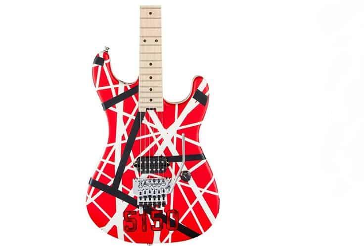 افضل جيتار الكتروني كهربائي EVH-Striped-Series-5150