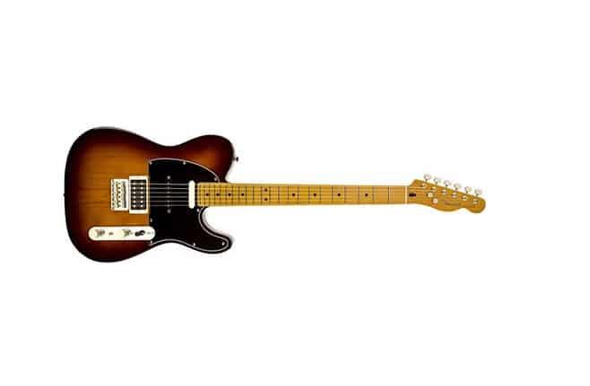 افضل جيتار الكتروني كهربائي Fender-Modern-Player-Telecaster