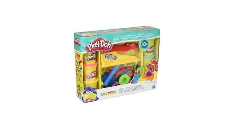 Play-Doh Fun Factory Set افضل العاب صلصال للاطفال