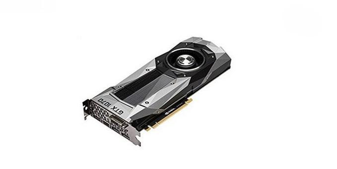 كرت شاشة إنفيديا Nvidia GeForce GTX 1070 افضل كرت شاشة 2019