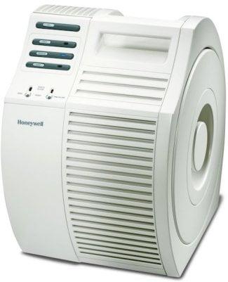 هاني ويل المحمول Honeywell 17000-S QuietCare True HEPA Air Purifier افضل منقي هواء للاطفال
