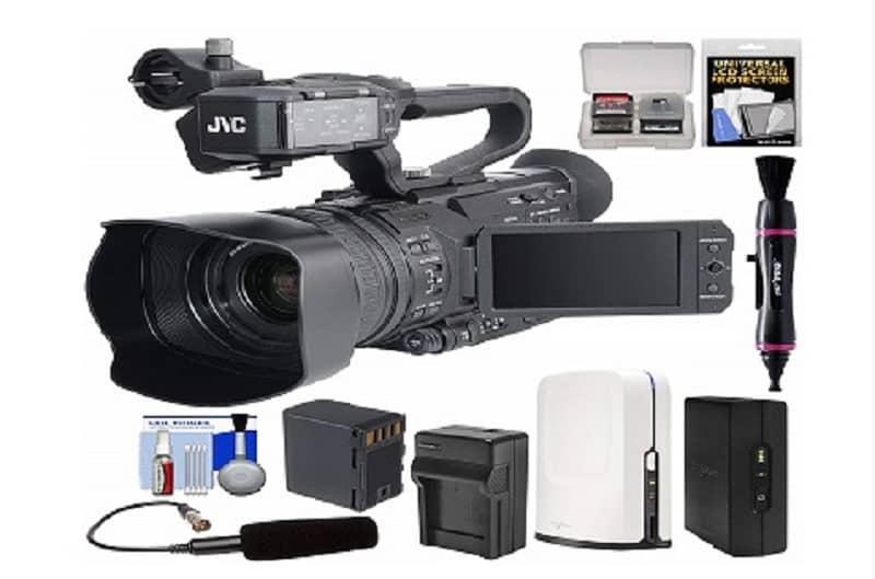 جي في سي JVC GY-HM170U Ultra 4K HD