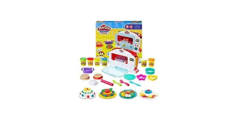 العاب صلصال جديدة للاطفال Play-Doh Kitchen Creations Magical Ovenافضل العاب صلصال للاطفال