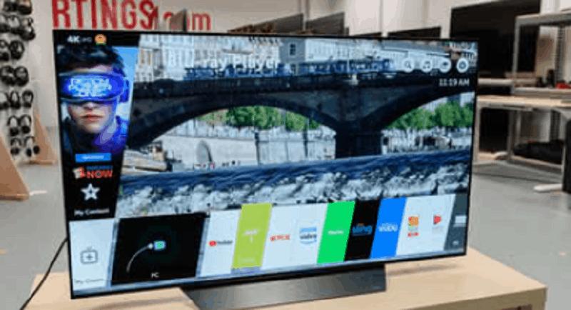 إل جي LG B8 OLED افضل تلفزيون 4K