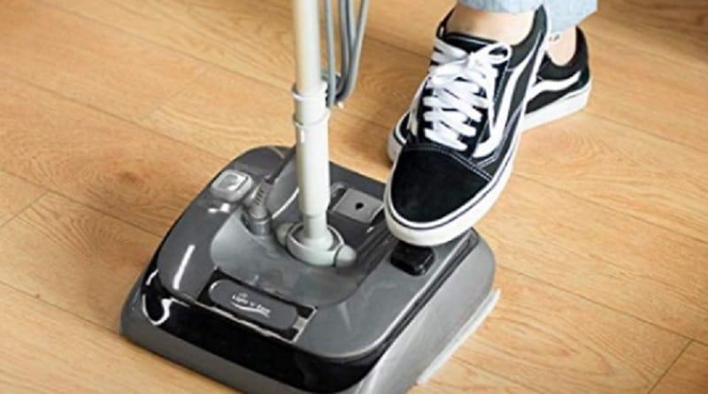 ممسحة لايت إن LIGHT 'N' EASY Mop Cleaning Steamer افضل ممسحه سيراميك يدويه