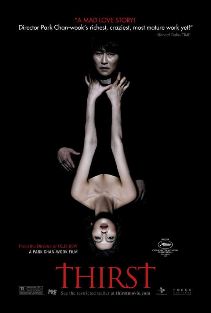 2009 Thirst (العطش) أكاديمية مصاصي الدماء (فيلم)