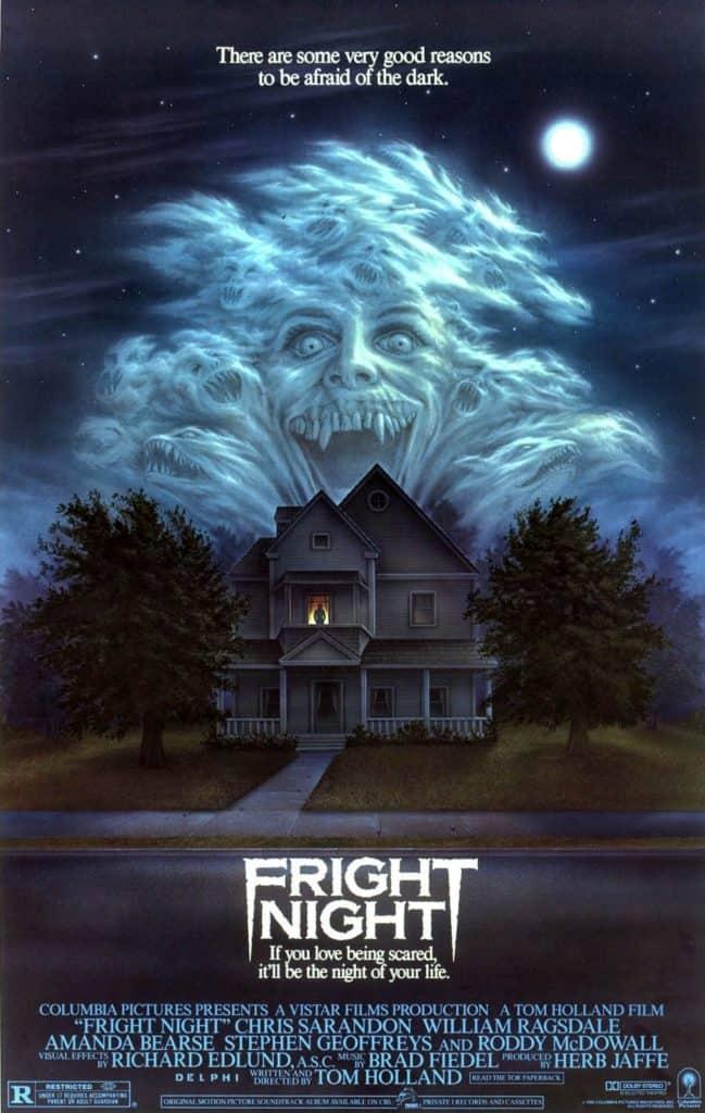 Fright Night 1985 (ليلة رعب) افلام الذئاب ومصاصي الدماء