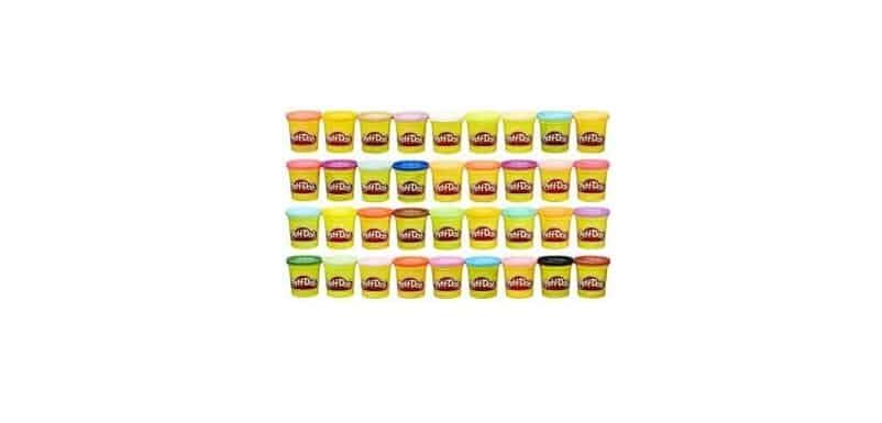 Play-Doh Modeling Compound Pack افضل العاب صلصال للأطفال