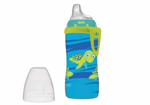 رضاعة الأطفال السلحفاة NUK, Turtle Active Cup