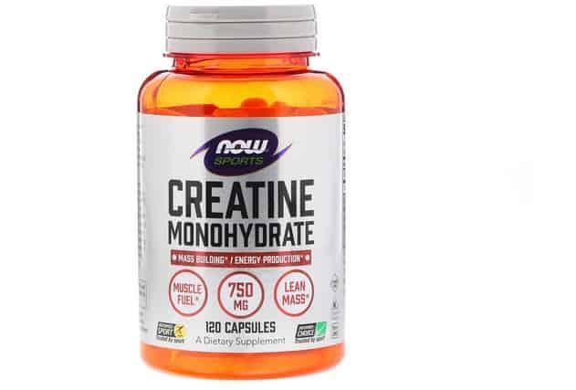 كرياتين Now Foods, Sports, Creatine Monohydrate افضل منتجات اي هيرب للجسم