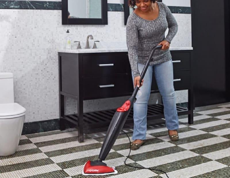 ممسحة أو سيدار O-Cedar Microfiber Steam Mop افضل ممسحة بخار في ساكو