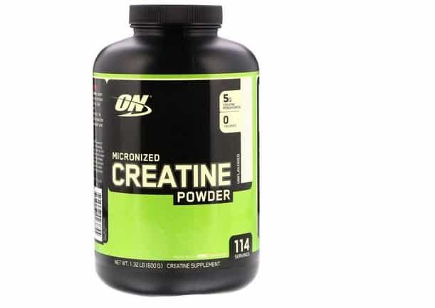 مونوهيدرات الكرياتين لتقوية العضلات Optimum Nutrition, Micronized Creatine Powder