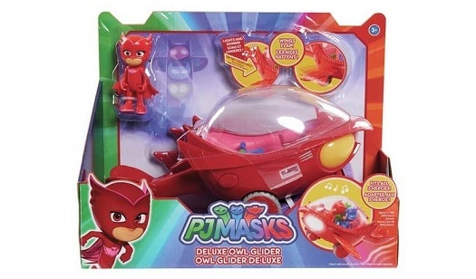 PJ Masks Deluxe Vehicle Owl Glider