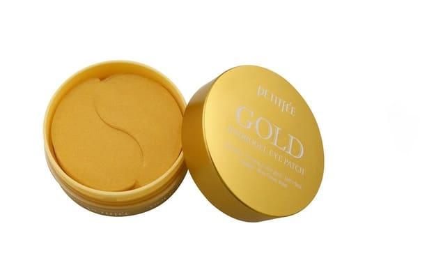 قناع الذهب Petitfee, Gold Hydrogel Eye Patch
