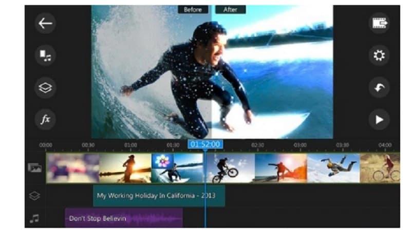 تطبيق باور دايركتر PowerDirector Video Editor App افضل برنامج مونتاج للاندرويد 2019