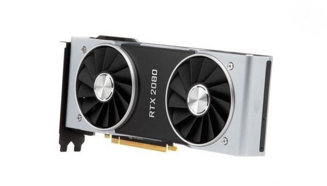 كرت شاشة إنفيديا Nvidia GeForce RTX 2080 افضل كرت شاشة للالعاب 2018