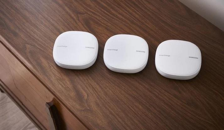 سامسونج Samsung Smart Things Wifi Mesh Router سعر مقوي الواي فاي