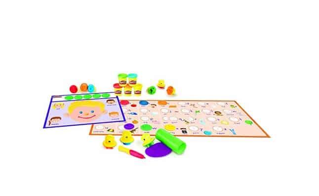 Play-Doh Shape Letters and Language افضل العاب صلصال للاطفال