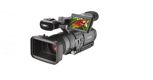سوني Sony HDR FX1 3 CCD 12 x كاميرات فيديو سوني واسعارها