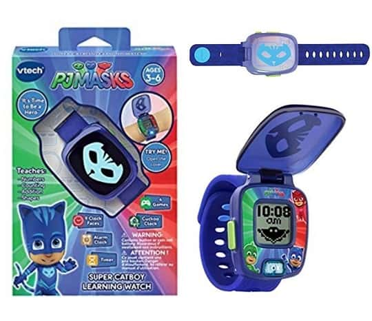 ساعة بي جي ماسكس VTech PJ Masks Super Catboy Watch