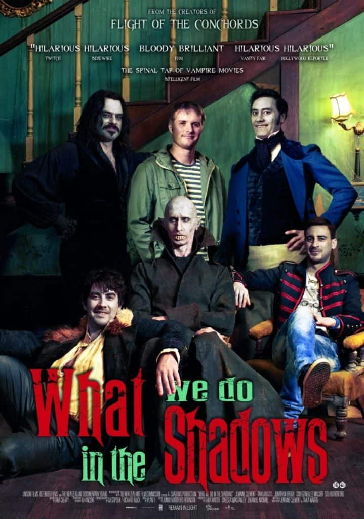 What We Do in the Shadows 2014 (ما نفعله في الظلال)