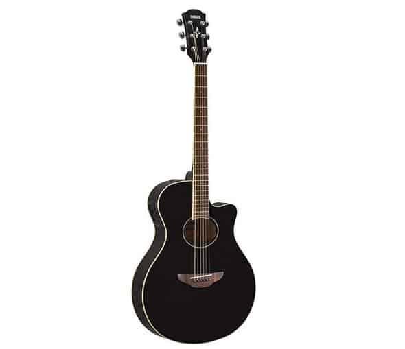 جيتار ياماها Yamaha APX600 احجام الجيتار