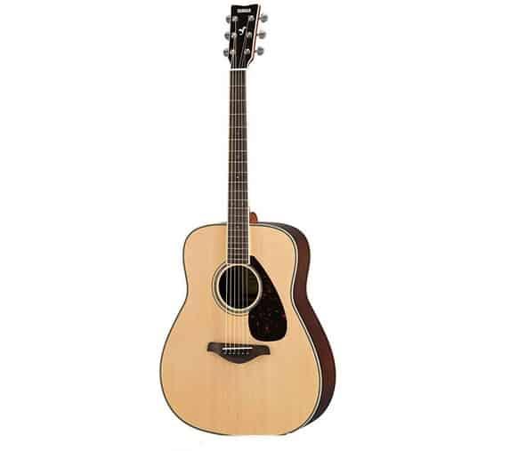 جيتار ياماها Yamaha FG830 الفرق بين جيتار c40 و c70