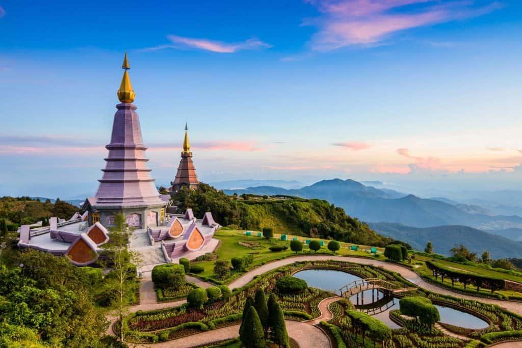 حديقة دوي انثانون الوطنية اماكن سياحية في تايلاند للاطفال