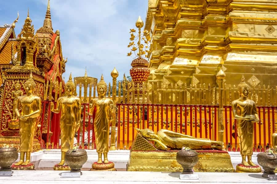 تشيانغ ماي و السياحه في تايلند للعوائل