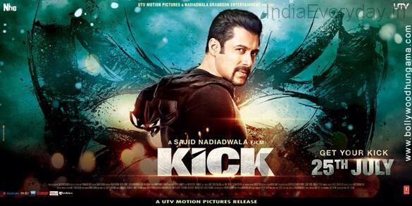 Kick فيلم ركلة من اهم الافلام الهندية بوليوود افلام هندية هادفة