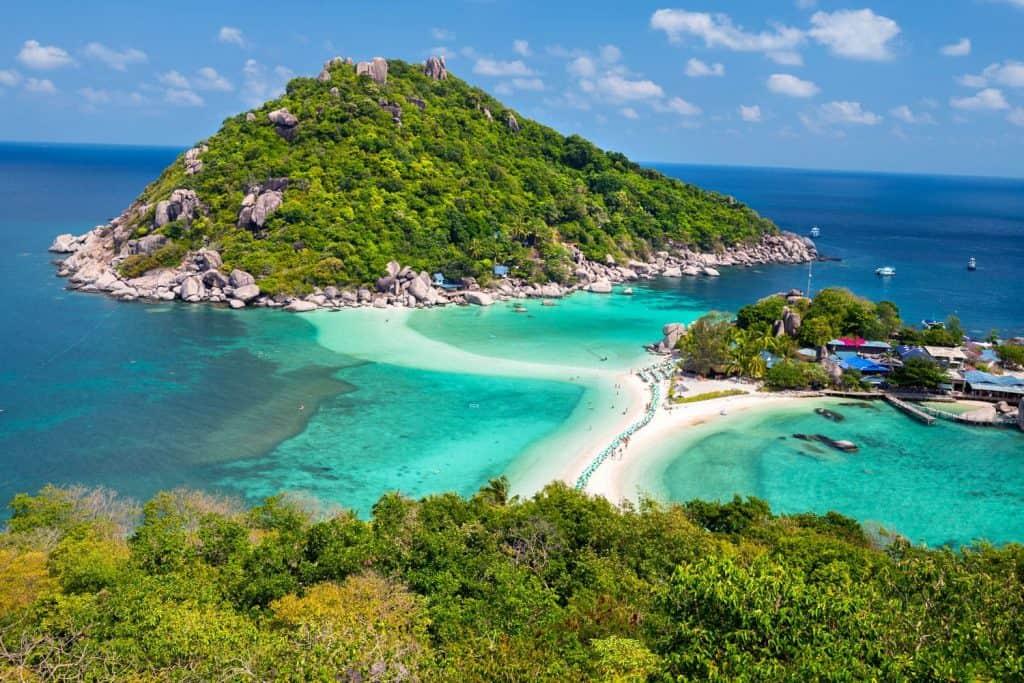 كوه تاو تايلاند