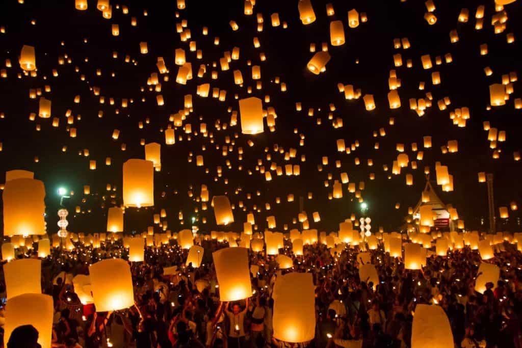 مهرجان المصابيح