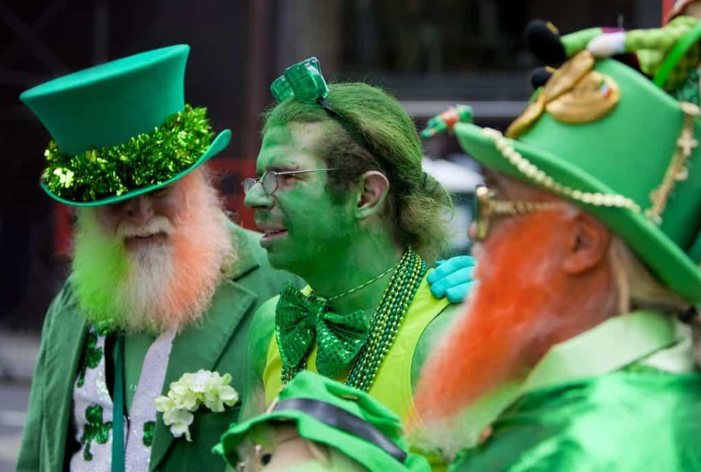 مهرجان يوم سانت باتريك افضل المهرجانات حول العالم