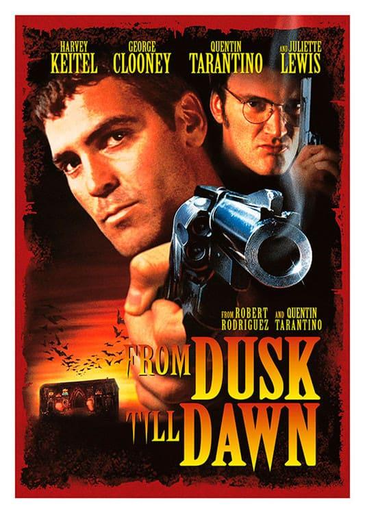 1996 From Dusk Till Dawn (سلسلة أفلام من الغسق حتى الفجر)