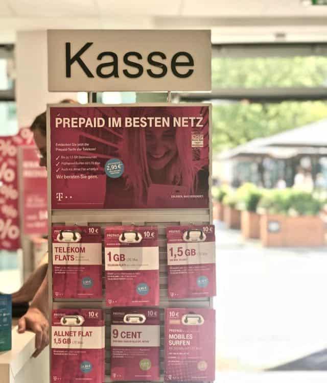 خط انترنت مفتوح في المانيا افضل شريحة بيانات واتصال في المانيا