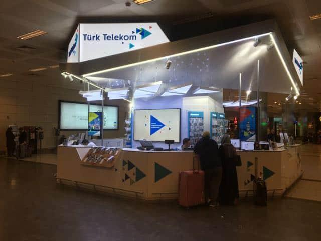 اسعار الانترنت المنزلي في تركيا
