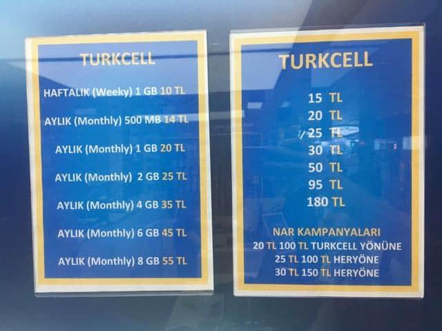 سرعة الانترنت تركيا افضل شريحة اتصال وبيانات في تركيا