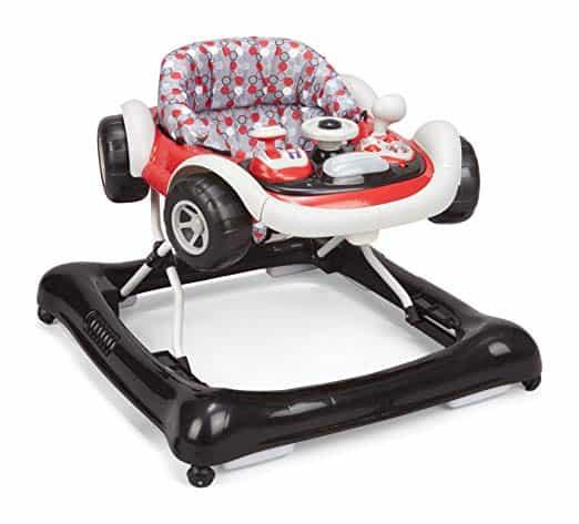 دلتا تشيلدرين ليل Delta Children Lil' Drive Baby Activity Walker مشاية اطفال ثابتة