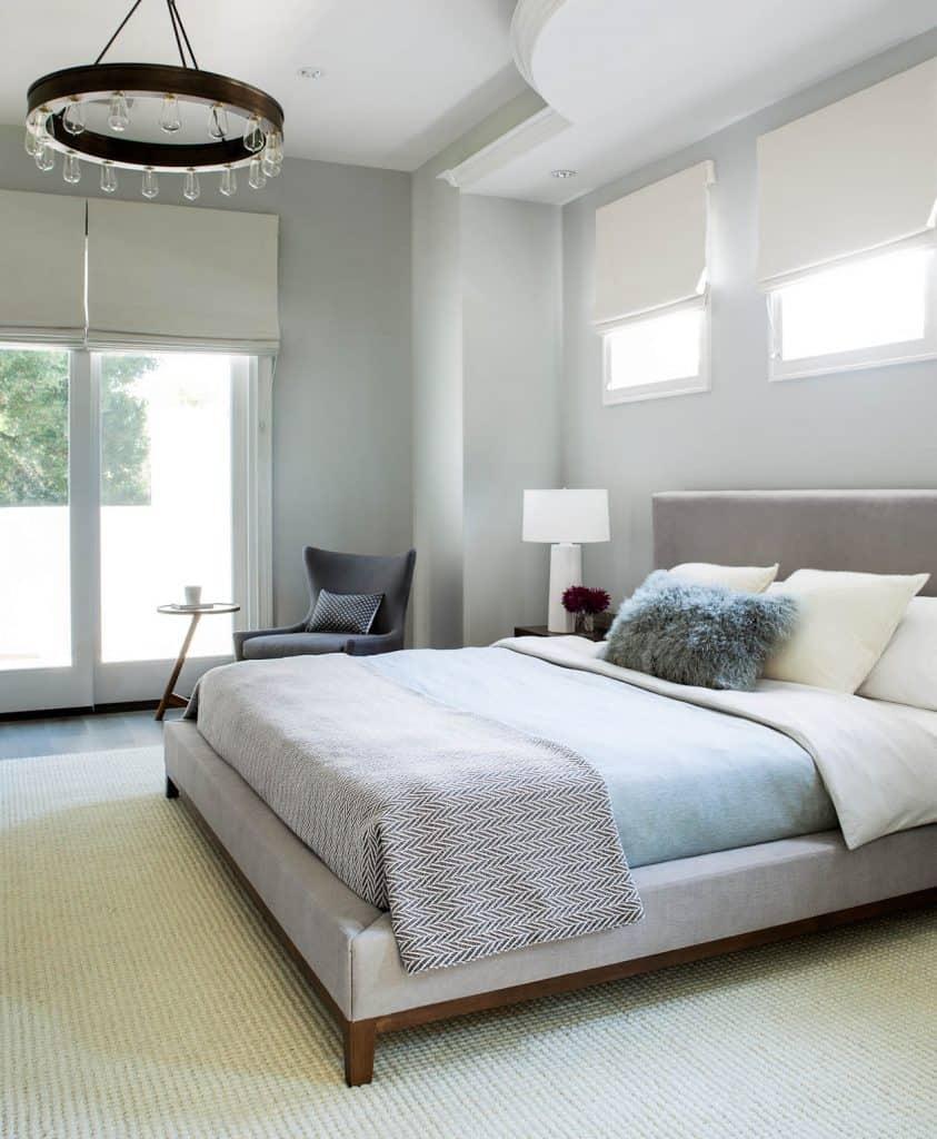 """غرف نوم للعرسان كامله 2019 لورنا هيجنز ، مصممة داخلية في """"ال جيه اتش"""""""