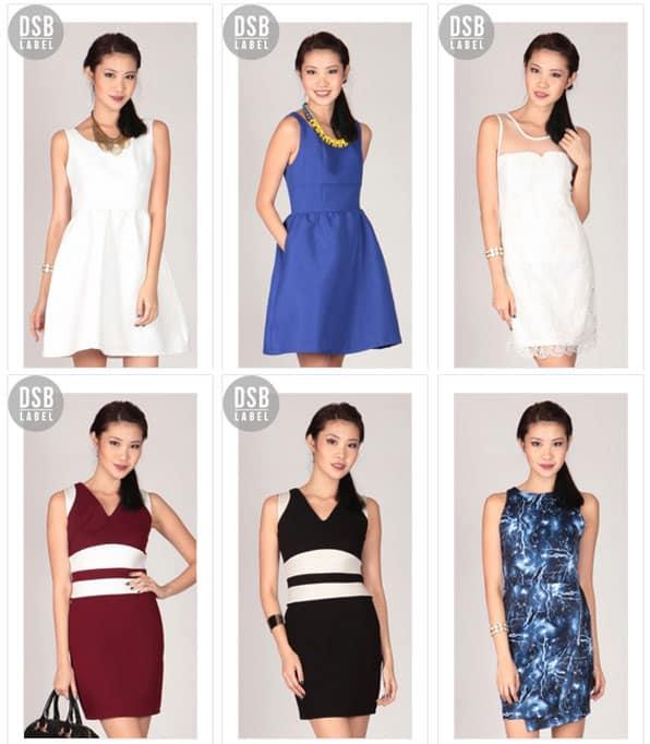 موقع دريسبيللي Dressabelle من افضل مواقع الأزياء والملابس في سنغافورة