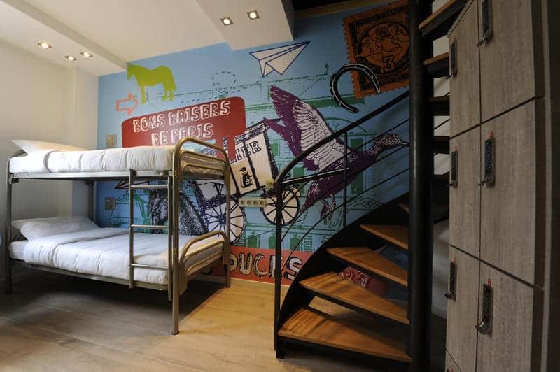 3 Ducks Boutique Hostel  افضل 10 فنادق صغيرة بباريس