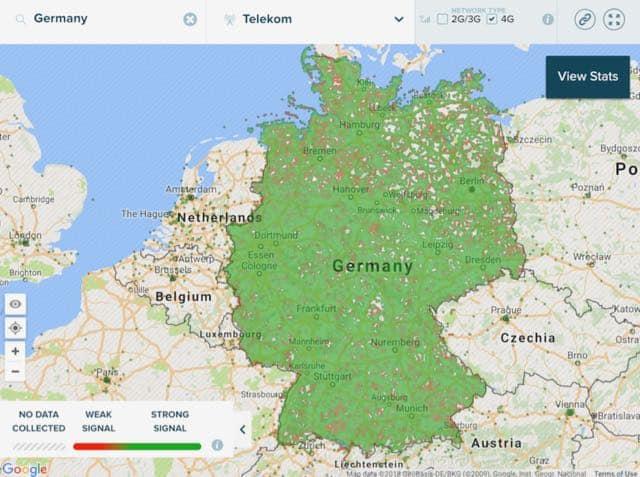 افضل شريحة انترنت في فرنسا 2018 4g_network_coverage_map_t_mobile_germany-1