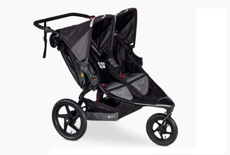 BOB-Revolution افضل عربة اطفال للتوأم